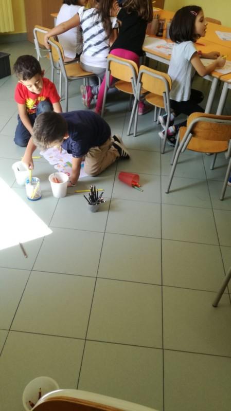 L 39 accoglienza nella scuola dell 39 infanzia for Idee per l accoglienza nella scuola dell infanzia